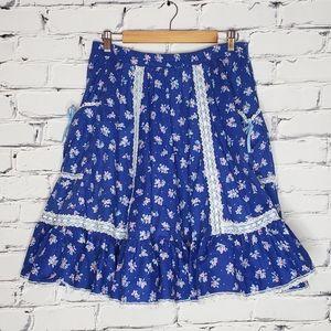 Vintage Partners Please Skirt
